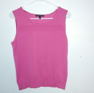 3 for $25 Sale    Cable & Gauge sleeveless top.